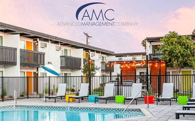 AMC apartment swimming pool